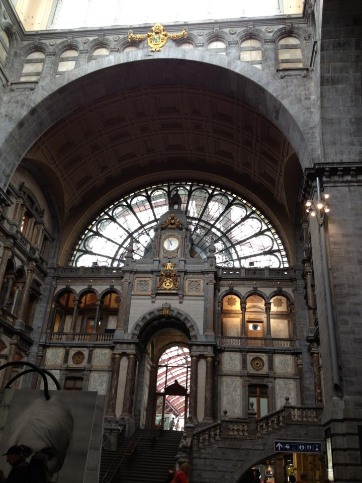 Antwerp Center Station